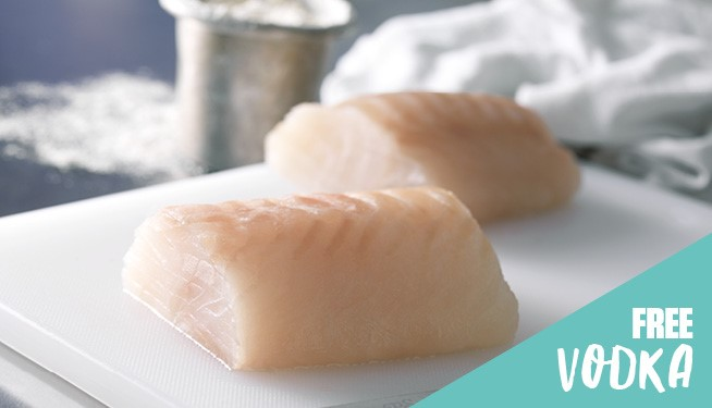 MSC Cod Loins (skinless, boneless)