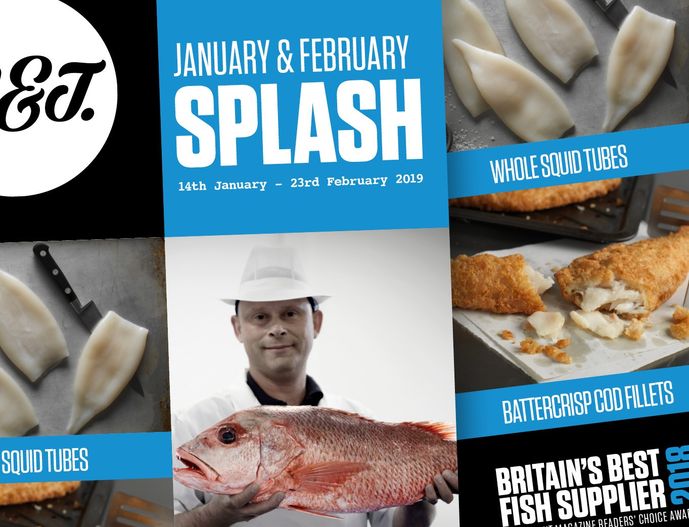 Splash January & February