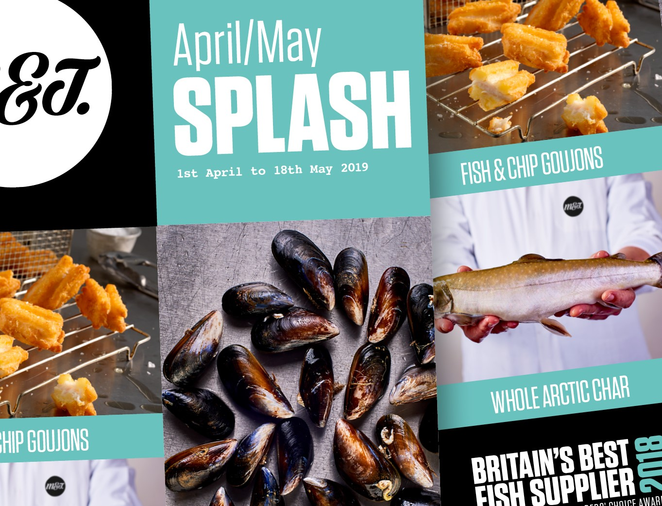 Splash - April/May